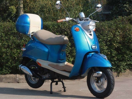2014 Sunny Euro Style 50cc 4 Stroke Gas Scooter Moped ON SALE, motorcycle listing