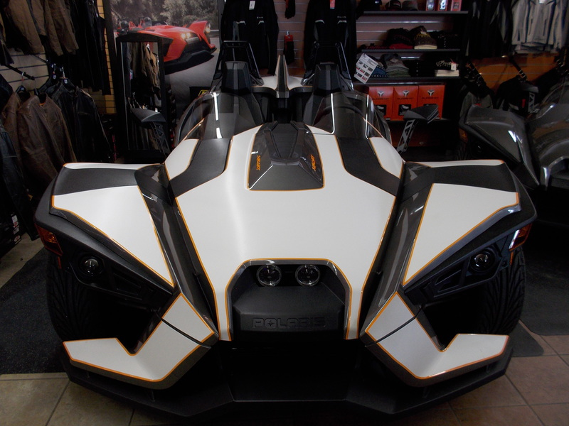 2015 Polaris Slingshot Carbon Edition, motorcycle listing