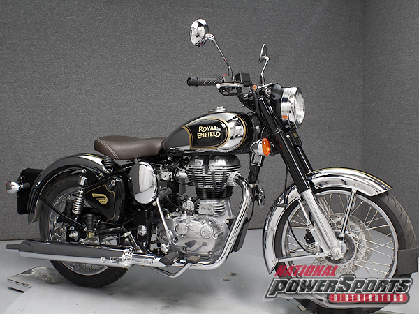 2015 Royal Enfield BULLET C5 CLASSIC CHROME, motorcycle listing