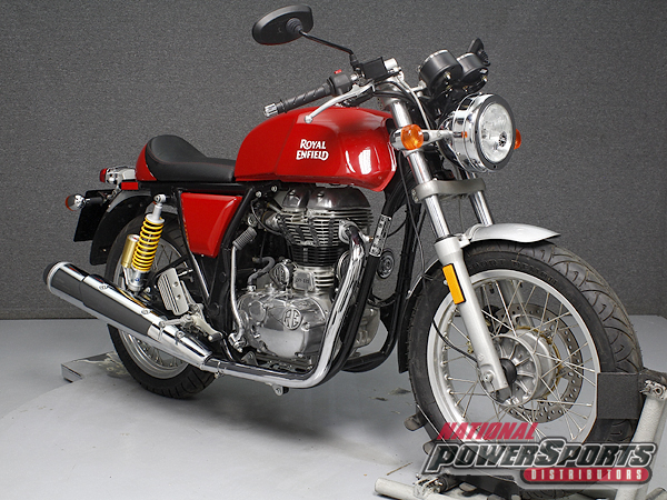 2015 Royal Enfield CONTINENTAL GT 535 CAFE RACER, motorcycle listing