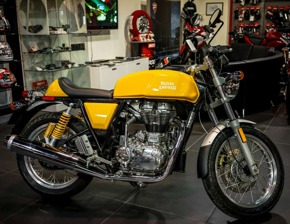 2015 Royal Enfield Cafe Racer, motorcycle listing