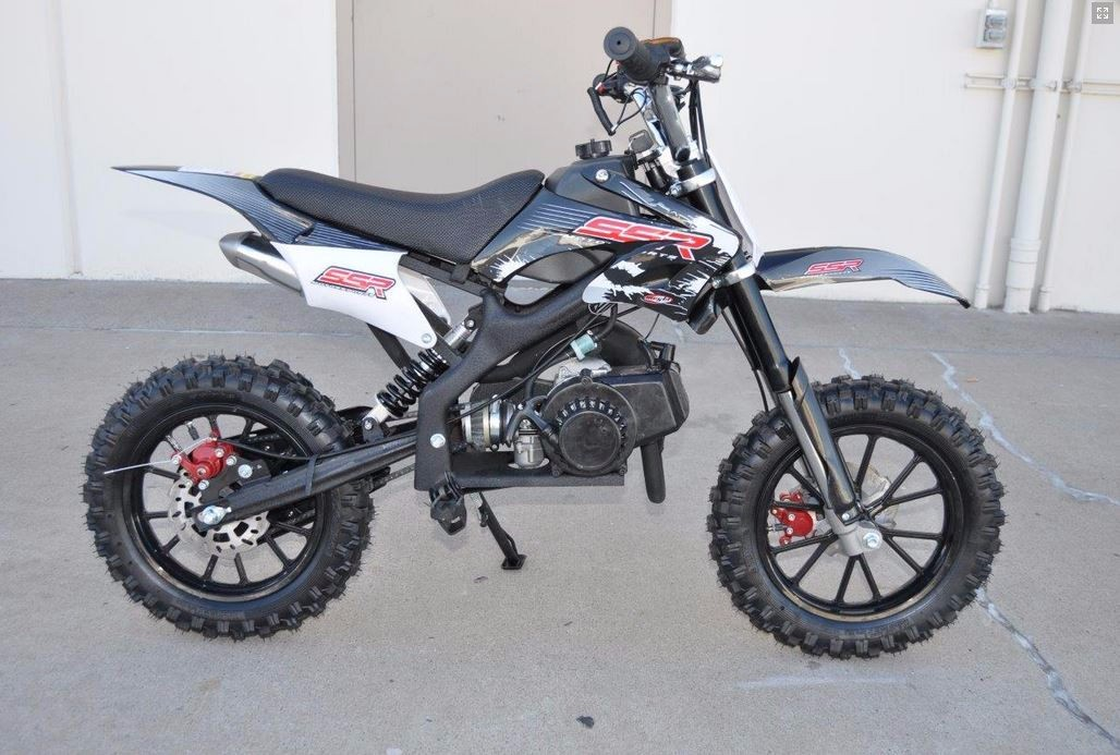 2015 Ssr Motorsports SX50, motorcycle listing