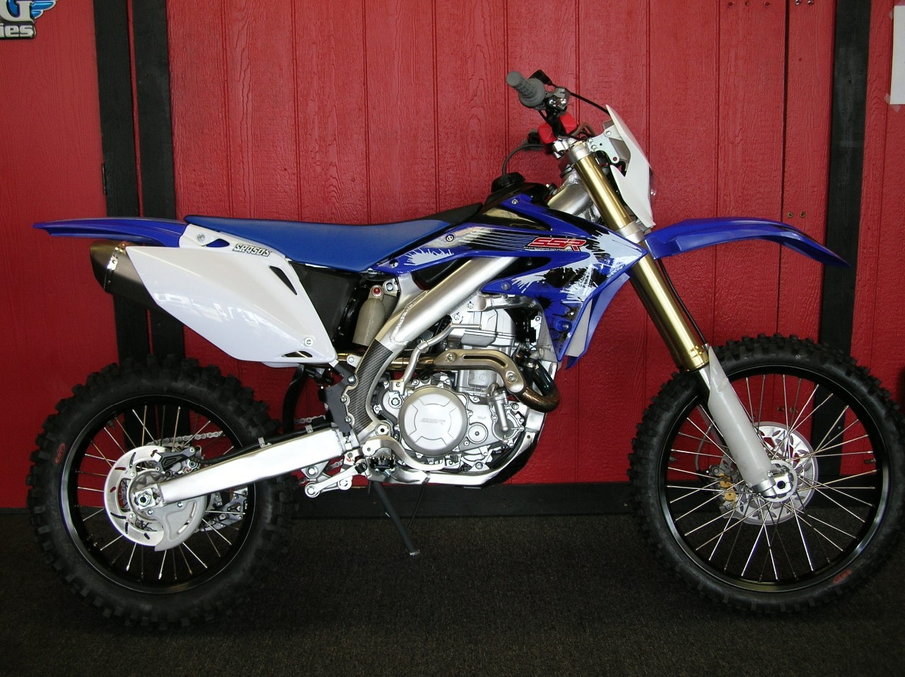 2015 Ssr SR450S, motorcycle listing
