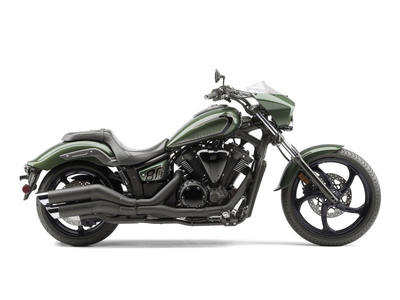 2015 Star Motorcycles Stryker Bullet Cowl, motorcycle listing