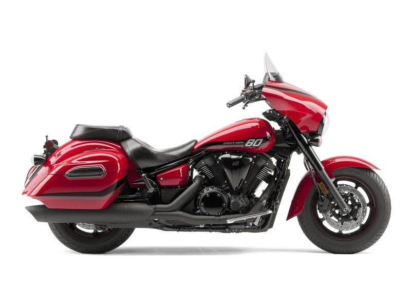 2015 Star Motorcycles V Star 1300 Deluxe Rapid Red, motorcycle listing