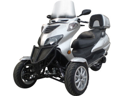 2015 Sunny 150cc Three-Wheel Super Trike Scooter Moped, motorcycle listing