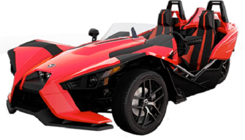2016 Polaris Slingshot Select Model, motorcycle listing