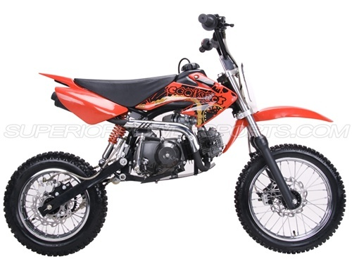 2016 Ssr Motorsports 125cc Dirt Bike Type 214S, motorcycle listing