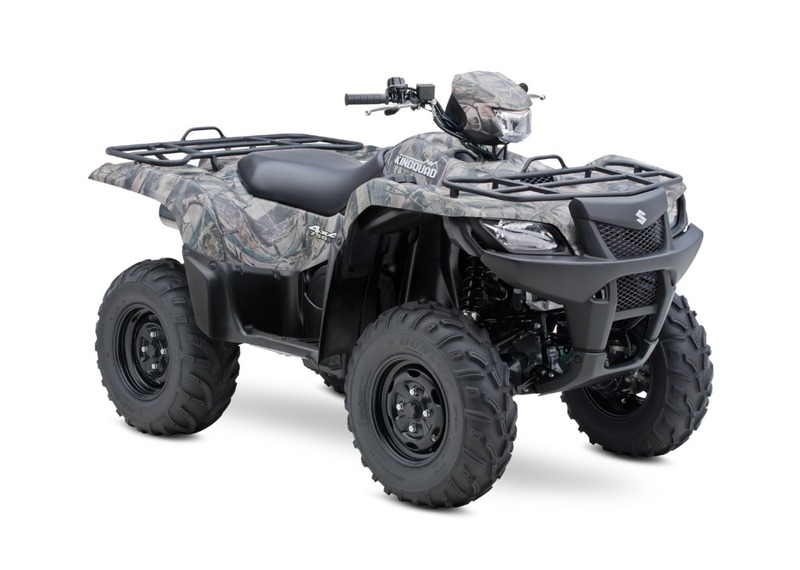2014 Suzuki KingQuad 750AXi Power Steering Camo, motorcycle listing