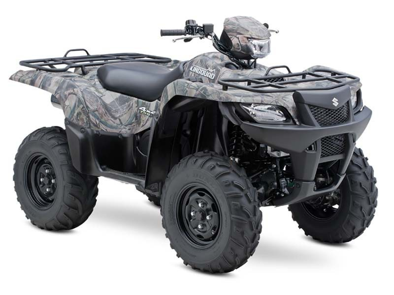 2015 Suzuki KingQuad 750AXi Power Steering Camo, motorcycle listing