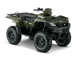 2015 Suzuki KingQuad 500AXi Power Steering, motorcycle listing