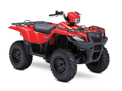 2015 Suzuki KingQuad 750AXi Power Steering, motorcycle listing