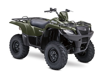 2014 Suzuki KingQuad 500AXi Power Steering, motorcycle listing