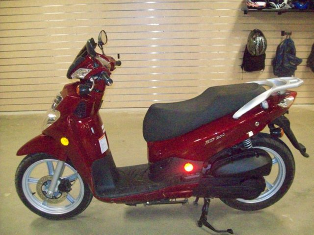 2009 SYM HD 200, motorcycle listing