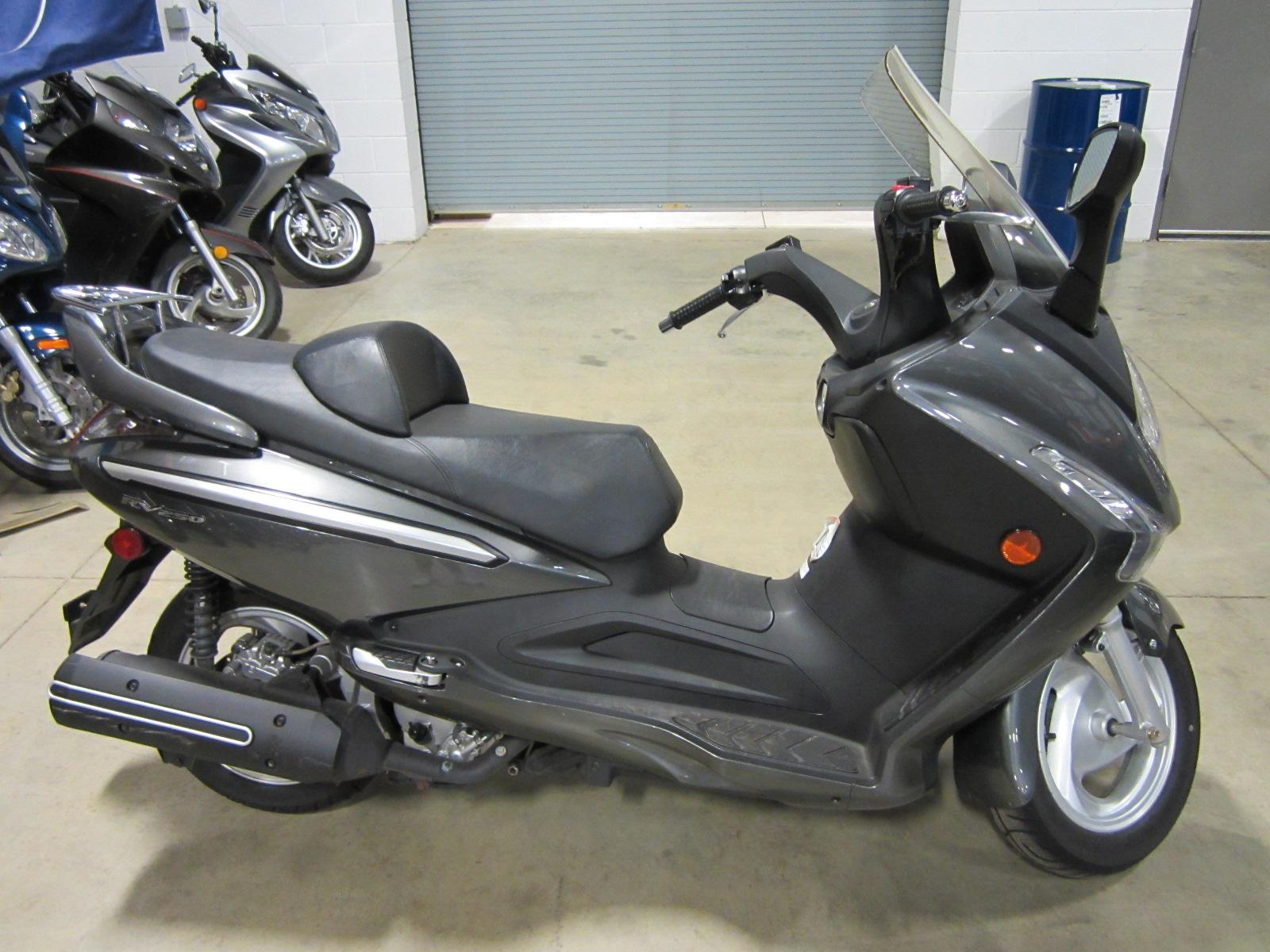 2009 SYM RV250, motorcycle listing