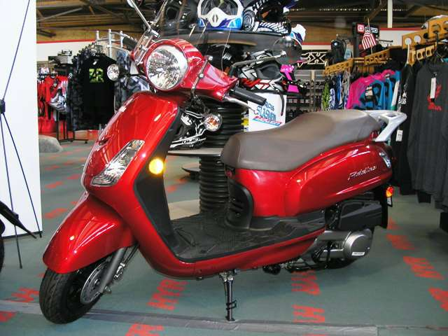 2013 SYM Fiddle II 125, motorcycle listing