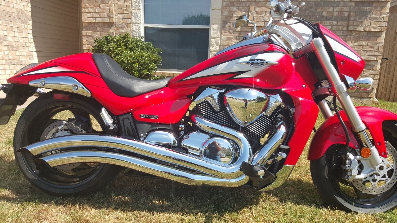 2013 Suzuki Boulevard M109r LIMITED EDITION, motorcycle listing
