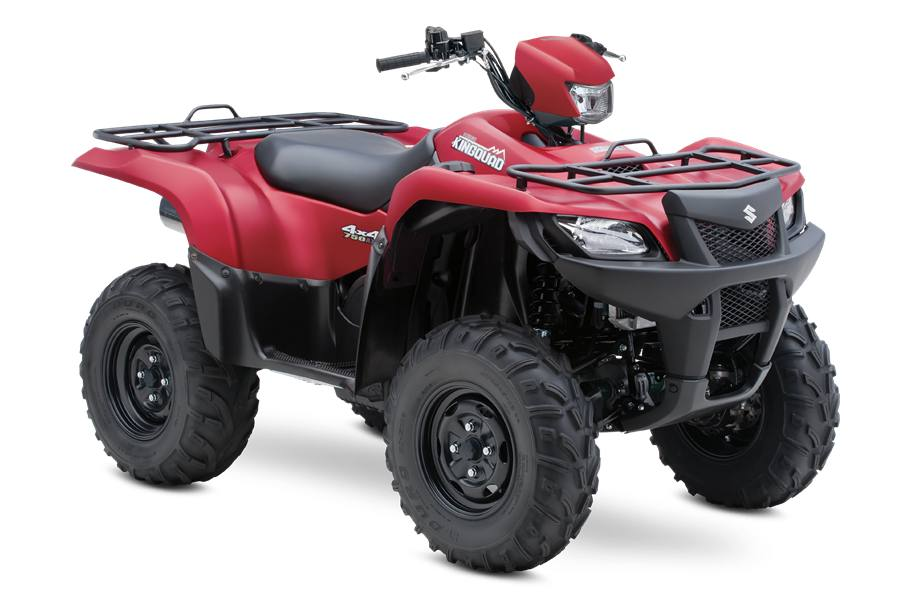2013 Suzuki KINGQUAD 750AXI POWER STEERING LTD., motorcycle listing