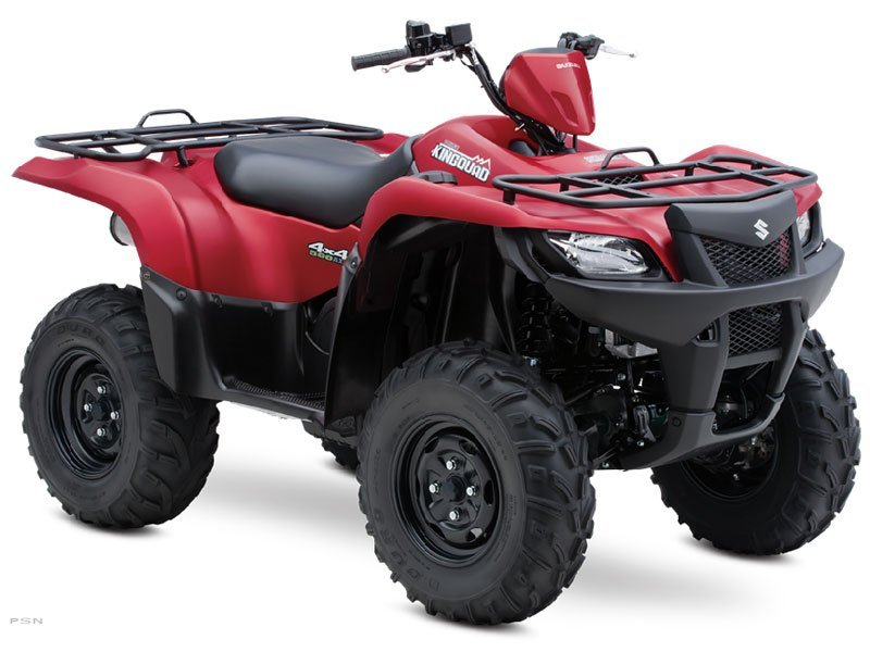 2013 Suzuki KingQuad 500AXi Power Steering 30th Anni, motorcycle listing