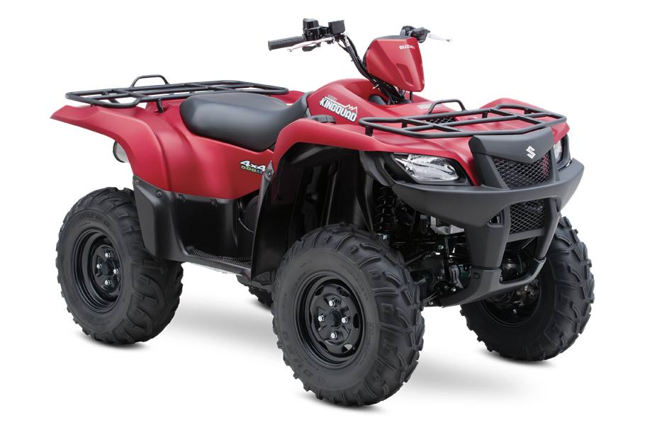 2013 Suzuki KingQuad 500AXi Power Steering 30th, motorcycle listing