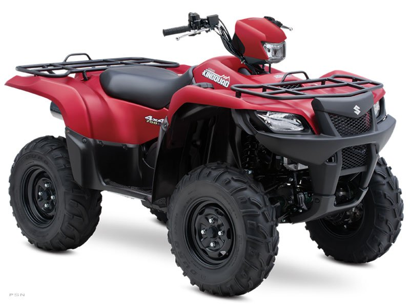 2013 Suzuki KingQuad 750AXi Power Steering 30th Anniversary Edition, motorcycle listing