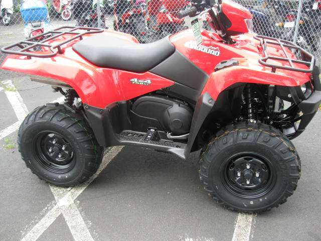 2013 Suzuki KingQuad 750AXi Power Steering, motorcycle listing