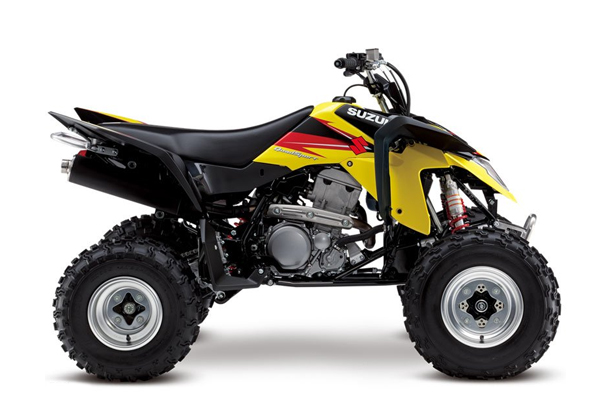 2013 Suzuki QUADSPORT Z400, motorcycle listing