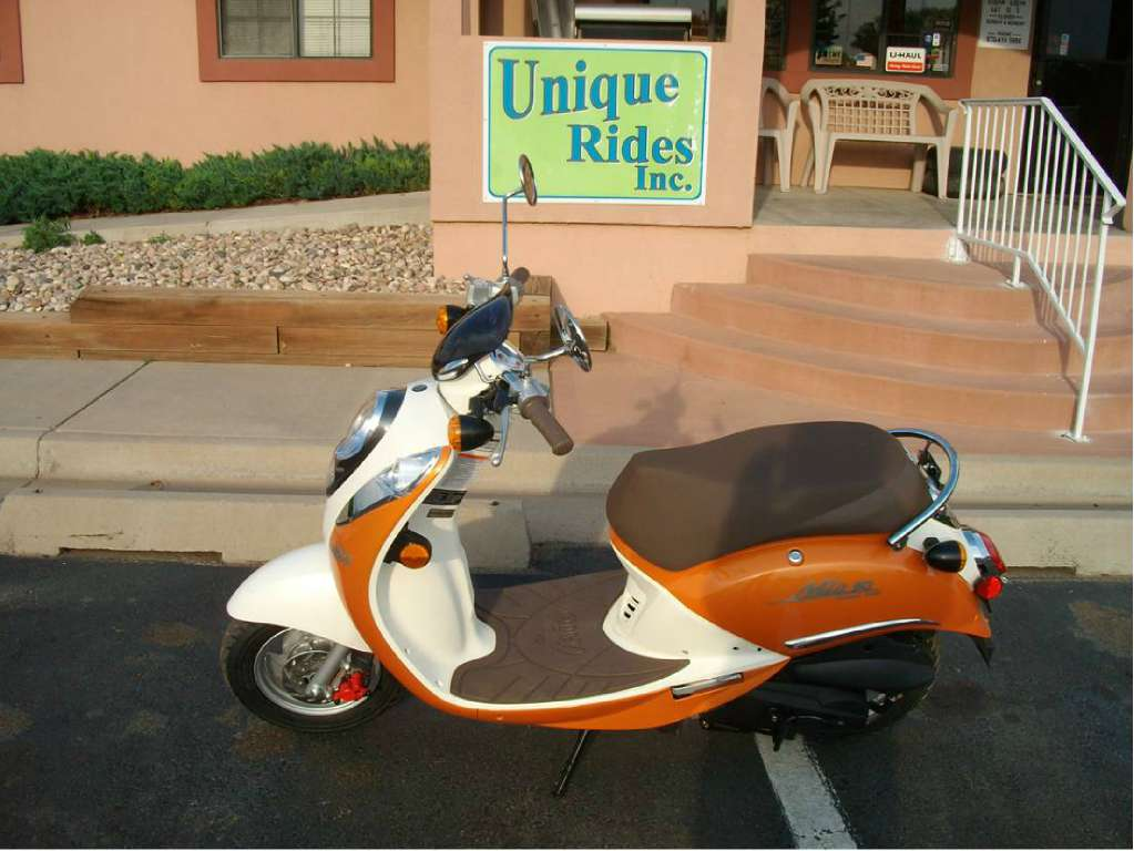 2014 SYM Mio 50, motorcycle listing