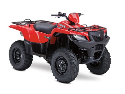 2014 Suzuki King Quad 500 Axi, motorcycle listing