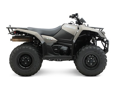 2014 Suzuki KingQuad 400ASi Limited Edition, motorcycle listing