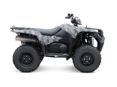 2014 Suzuki KingQuad 500AXi Power Steering Camo, motorcycle listing
