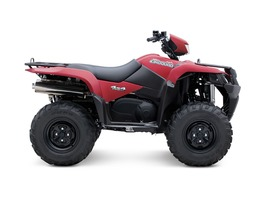 2014 Suzuki KingQuad 750AXi Limited Edition, motorcycle listing