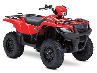 2014 Suzuki KingQuad 750AXi Power Steering, motorcycle listing