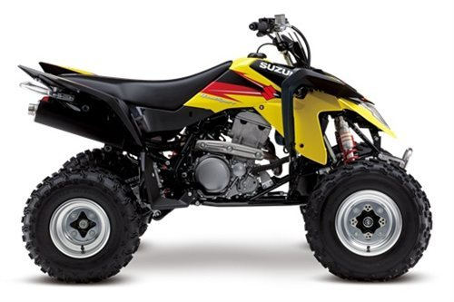 2014 Suzuki QuadSport Z400, motorcycle listing