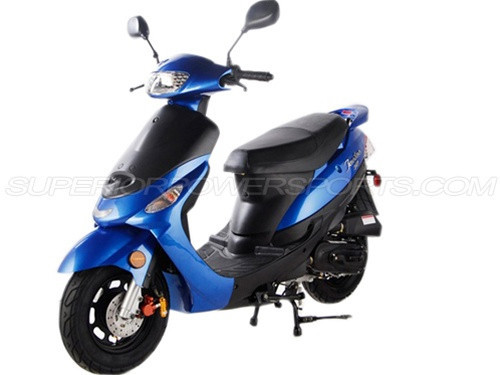 2014 Tao Tao 50cc Scooter Type A1, motorcycle listing