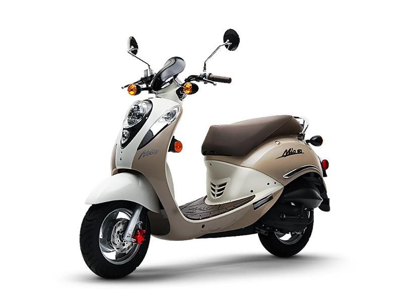 2015 SYM Mio 50, motorcycle listing