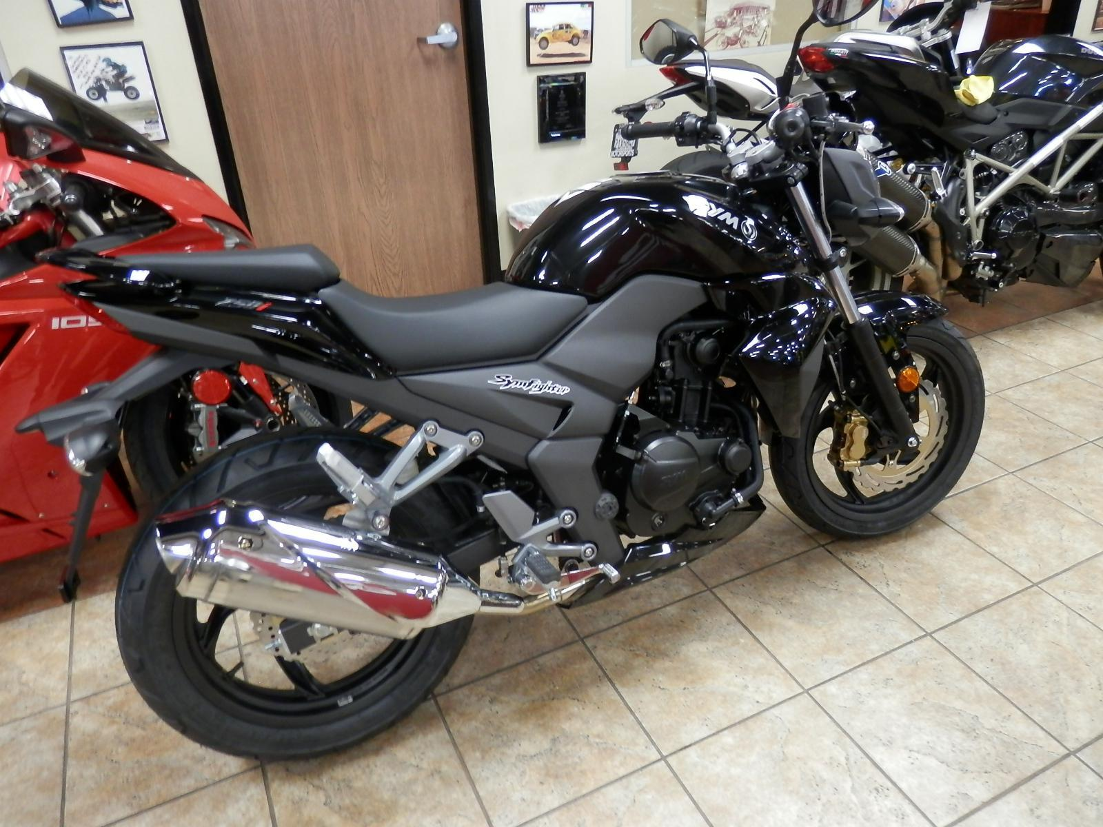 2015 SYM POWERSPORTS T2, motorcycle listing
