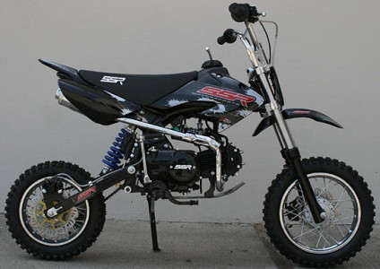 2015 Tao Tao 107cc SR110SEMI Dirt Bike, motorcycle listing