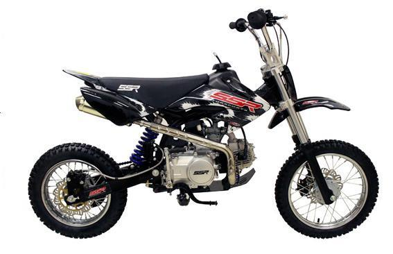2015 Tao Tao 125cc Starfire Dirt Bike For Sale at SaferWholesale.com, motorcycle listing