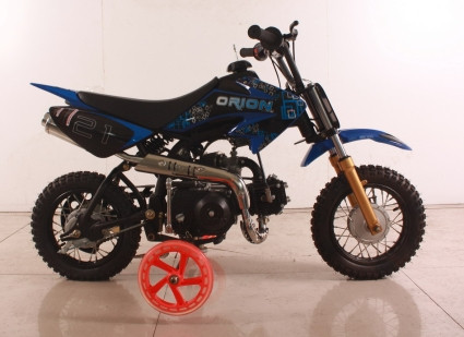 2015 Tao Tao 70cc Semi-Automatic 4 Stroke Dirt Bike, motorcycle listing