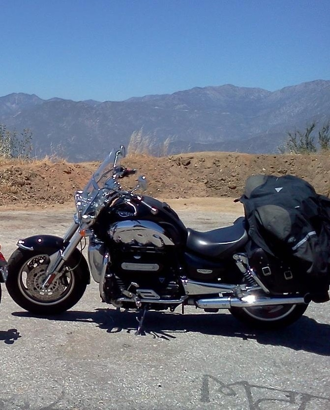 2006 Triumph Rocket III CLASSIC, motorcycle listing