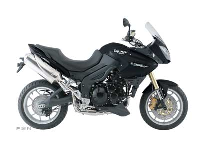 2008 Triumph Tiger, motorcycle listing