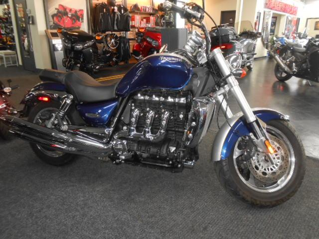 2009 Triumph Rocket III, motorcycle listing