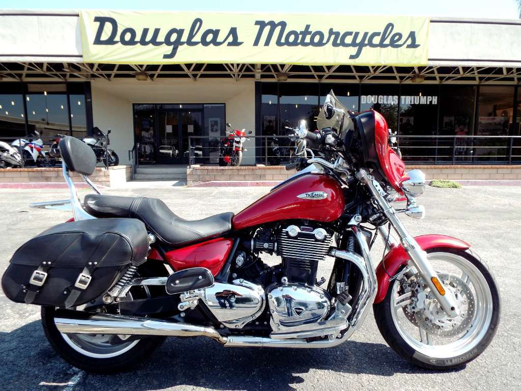 2010 Triumph Thunderbird Special Edition, motorcycle listing