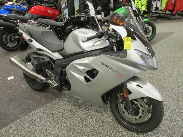 2011 Triumph Sprint GT, motorcycle listing
