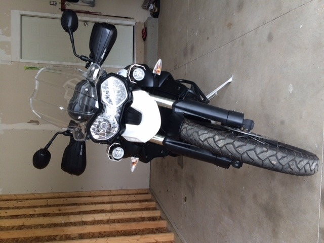 2011 Triumph Tiger 800 XC ABS, motorcycle listing