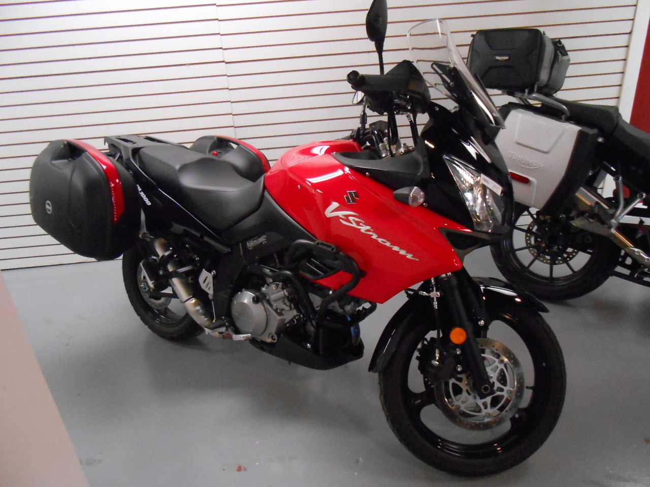 2012 suzuki dl1000 v strom 1000 abs motorcycle from asheville nc today sale 7 800. Black Bedroom Furniture Sets. Home Design Ideas