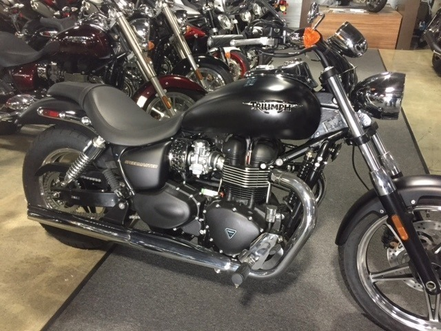 2013 Triumph SPEEDMASTER, motorcycle listing