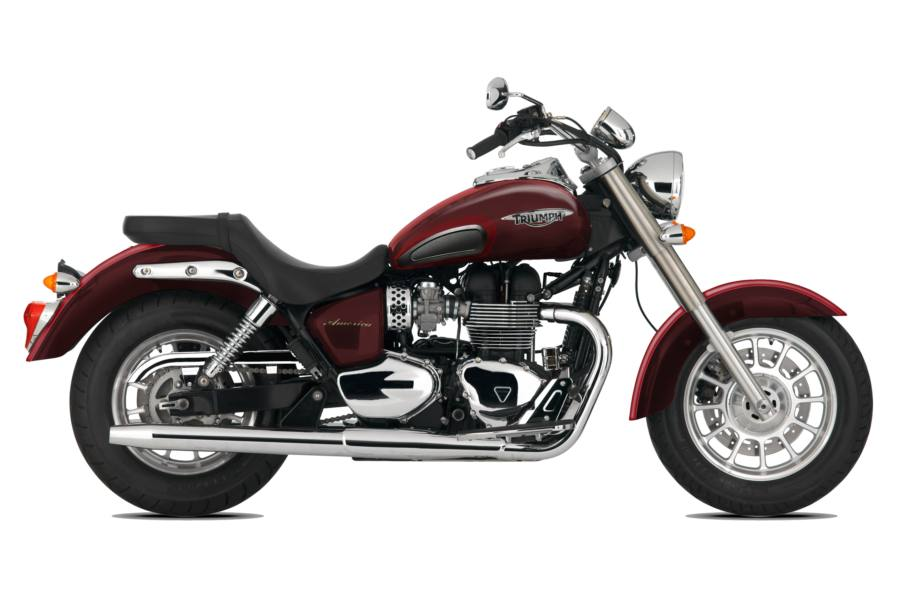 2014 Triumph AMERICA, motorcycle listing