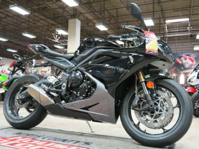 2014 Triumph Daytona 675 ABS, motorcycle listing